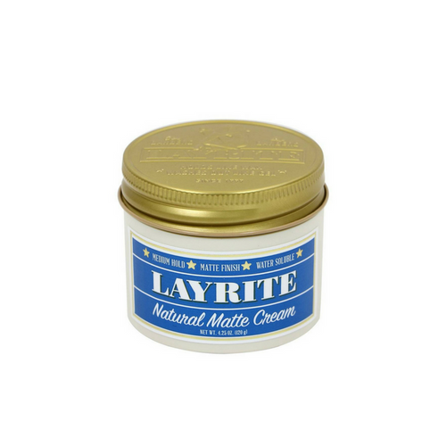 Layrite natural cream hair pomade