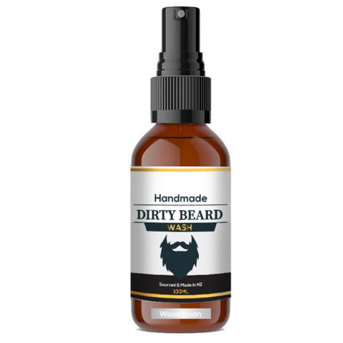 LEJONJON - Woodsman Dirty Beard Wash