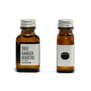Beardbrand Tree Ranger Beard Oil | OneMan