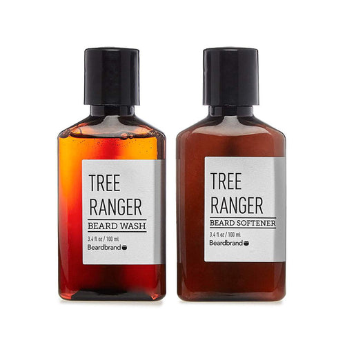 Beardbrand Tree Ranger Beard Wash And Softener