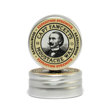 Load image into Gallery viewer, Captain Fawcett's Expedition Strength Moustache Wax