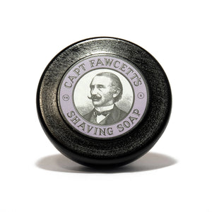 Luxurious Shaving Soap with Wooden Bowl