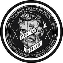 Load image into Gallery viewer, Modern Pirate - Sea Salt Creme Pomade