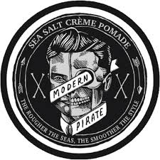 Modern Pirate - Sea Salt Creme Pomade