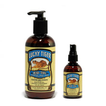 Load image into Gallery viewer, Lucky Tiger - Perfect Shower Set: Shampoo & Body Wash + Deodorant