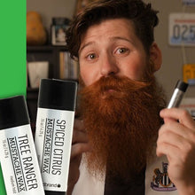 Load image into Gallery viewer, Beardbrand-Spiced-Citrus-Moustache-Wax-nz