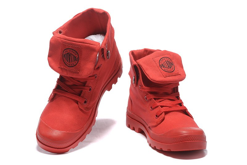 a86d58a4917 All Red Sneakers Men High-top Military Ankle Boots Canvas Casual Shoes Men  Casual Shoes Size 39-45 - Human Happiness   INGO-Chang