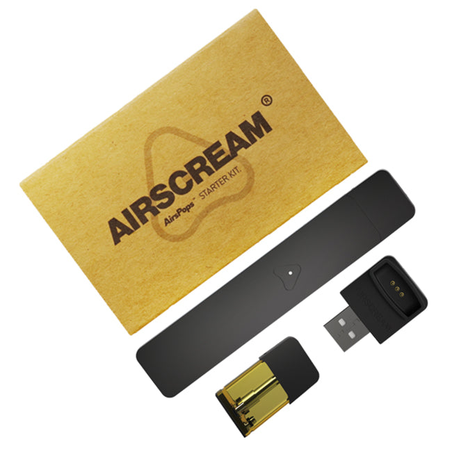 Airscream AirPops Starter Kit 3.6% & 5%