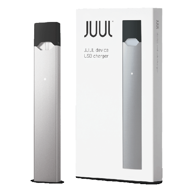 Juul Silver Device