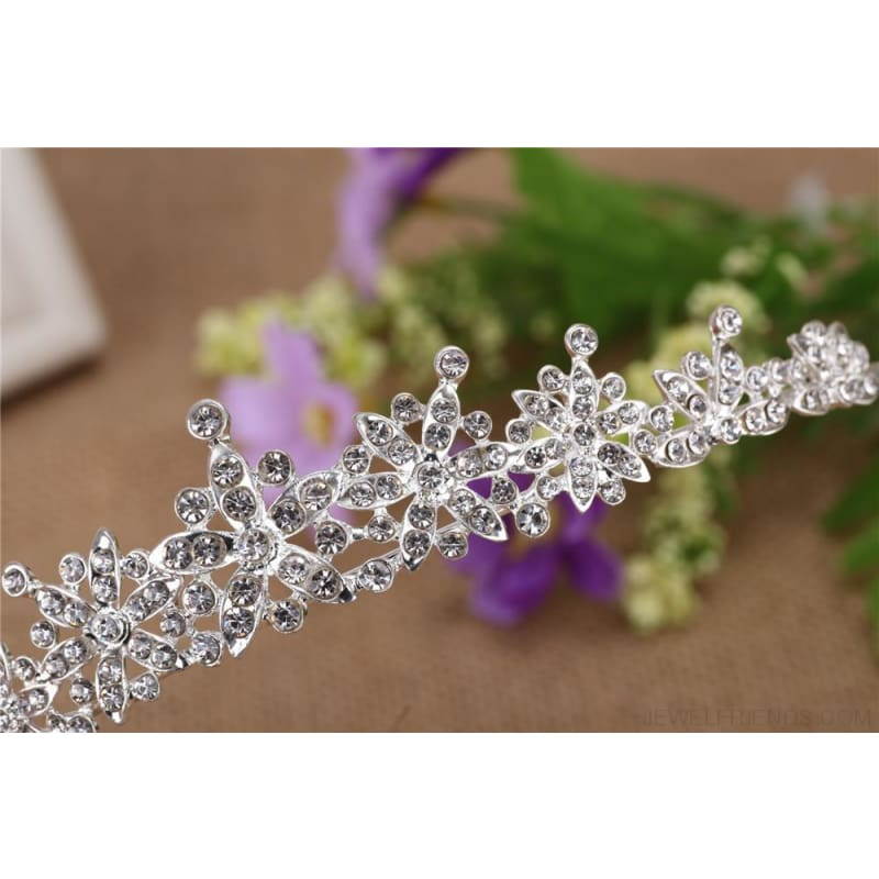 3 Designs Crystal Bridal/prom Tiara Crown - Custom Made | Free Shipping
