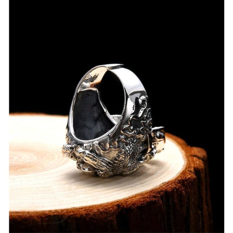 925 Sterling Silver Skull With Skulls In Forehead - Custom Made | Free Shipping
