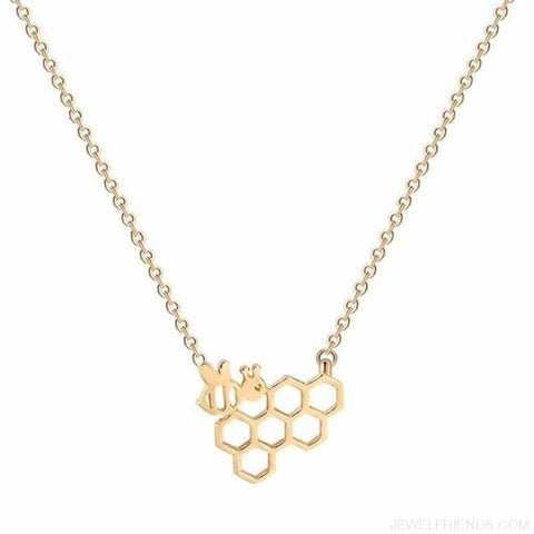 Adorable Bumble Bee Shaped Jewelry - Bee 7 - Custom Made | Free Shipping