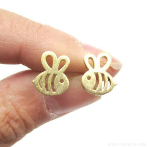 Adorable Bumble Bee Shaped Jewelry