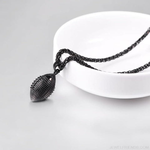 Image of American Football Chain Necklace - Custom Made | Free Shipping