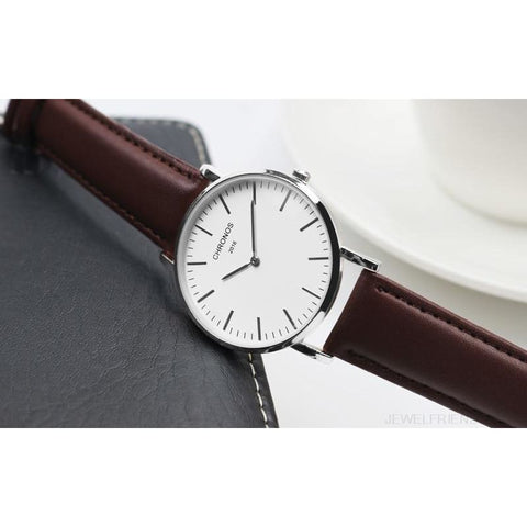 Image of Casual Stripe Strap Watches - Custom Made | Free Shipping