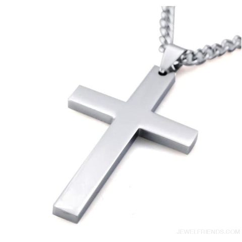 Classic Cross Necklaces - Custom Made | Free Shipping