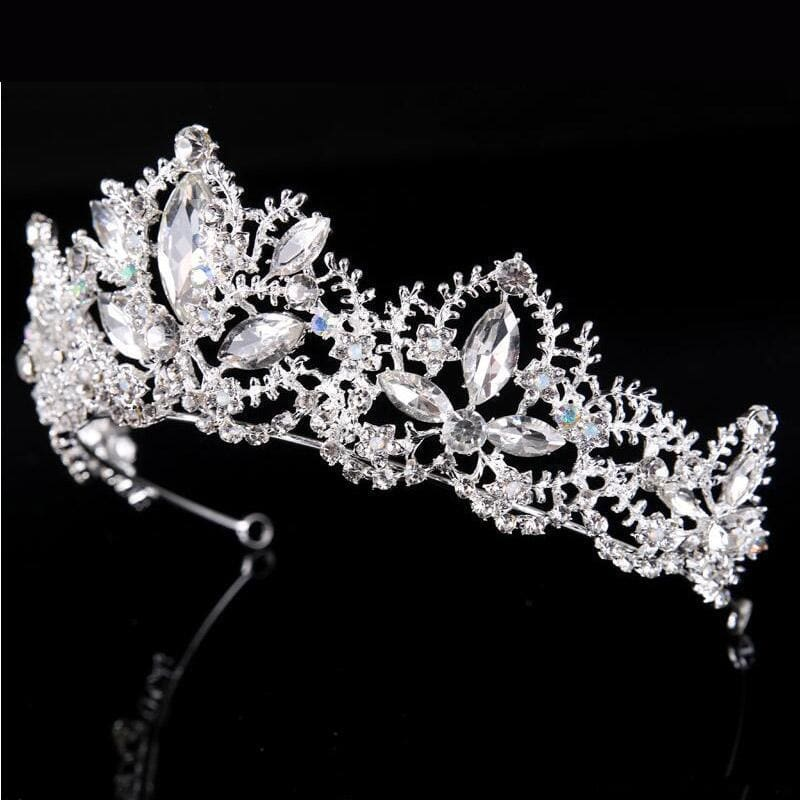 Crown Queen Bridal Tiaras - Custom Made | Free Shipping