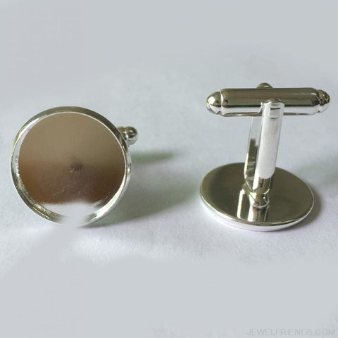 Cuff Links Alphabet Single Letter - Custom Made | Free Shipping