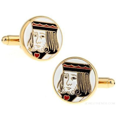 Image of Cuff Links Gamble Casino - 4 - Custom Made | Free Shipping