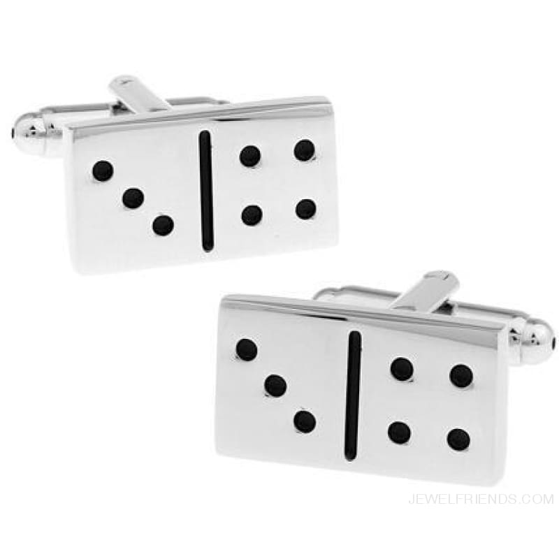Cuff Links Gamble Casino - 5 - Custom Made | Free Shipping