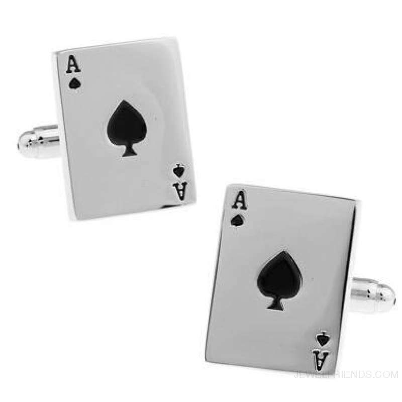 Cuff Links Gamble Casino - 9 - Custom Made | Free Shipping