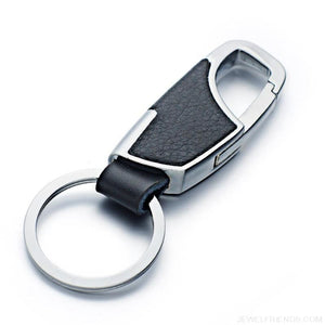 Innovative Leather Key Chains Rings Holder - Custom Made | Free Shipping