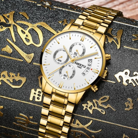 Luxury Masculino Sports Watches Waterproof - Custom Made | Free Shipping