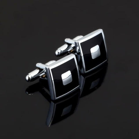 Image of Luxury Pattern Cufflink - 1 - Custom Made | Free Shipping