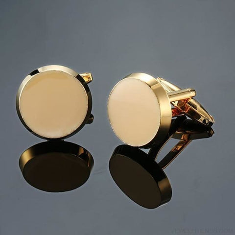 Image of Luxury Pattern Cufflink - 14 - Custom Made | Free Shipping