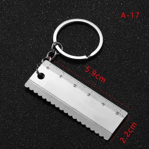 Mini Creative Wrench Spanner Key Chain - 17 - Custom Made | Free Shipping