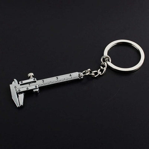 Image of Mini Vernier Caliper Key Ring - Custom Made | Free Shipping