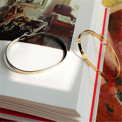 Image of Minimalist Bangle Bracelets - Custom Made | Free Shipping