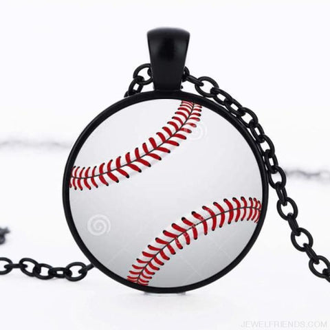 Image of Sport Balls Photo Pendant Necklaces - 12 / 50Cm - Custom Made | Free Shipping