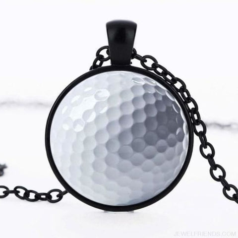 Image of Sport Balls Photo Pendant Necklaces - 15 / 50Cm - Custom Made | Free Shipping