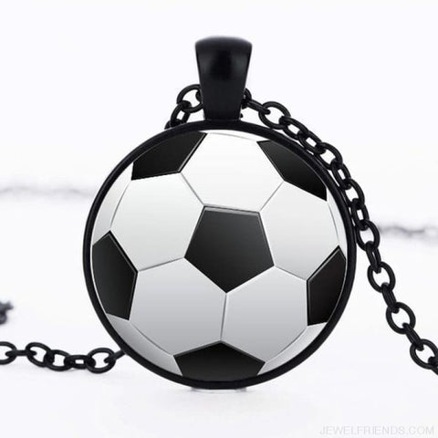 Image of Sport Balls Photo Pendant Necklaces - 6 / 50Cm - Custom Made | Free Shipping