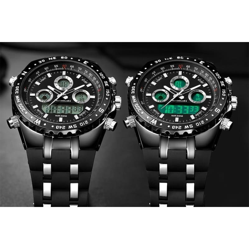 Sport Quart Military Waterproof Led Digital Watches - Custom Made | Free Shipping