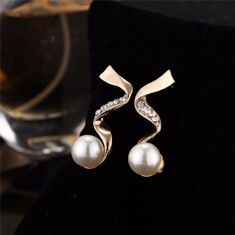 Vintage Simulated Pearl Jewelry Sets Bridal - Custom Made | Free Shipping