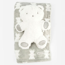 0d128e078a XO Blanket with Bear Toy – Blankets and Beyond shop