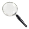 "4"" Round Magnifier (2.5x) with 5x Bifocal"
