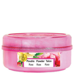 Spring Fresh Dusting Powder Rose<br> e 140 g / Net wt. 5 oz.