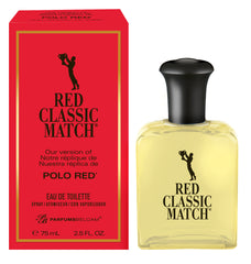 Red Classic Match, Our Version of Polo Red*, Eau de Toilette Spray