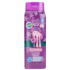 Belcam Bath Therapy Kid's <br> Body Wash & Shampoo <br> Groovy Grape / e 500 mL / 16.9 fl. oz.