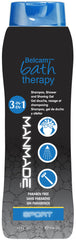 Belcam Bath Therapy Manmade 3-in-1 Shower, Shaving Gel & Shampoo Sport  / e 950 mL / 32 fl. oz.