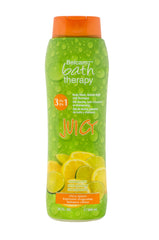Belcam Bath Therapy Juicy 3-in-1 Body Wash, Bubble Bath and Shampoo <nobr>Citrus Splash 32 fl. oz./950 mL