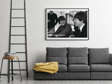 Gilles Caron Poster, The Beatles