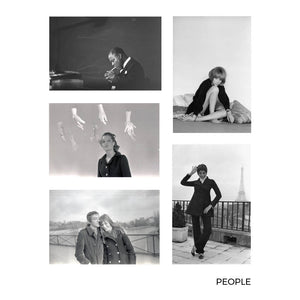 Gilles Caron People Small Postcards 4