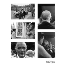 Gilles Caron Politics Large Postcards 2