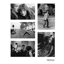 Gilles Caron People Large Postcards 1