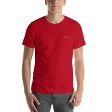 Load image into Gallery viewer, Short-Sleeve T-Shirt COTW-3 Back