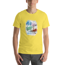 Load image into Gallery viewer, Short-Sleeve Unisex T-Shirt - World Traveler-2